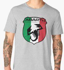 Abarth logo (Italy) Men's Premium T-Shirt