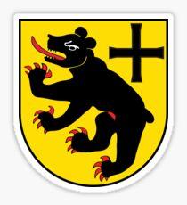 Andermatt Coat of arms, Switzerland Sticker
