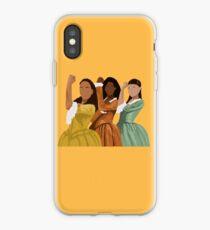 Schuyler Schwestern iPhone-Hülle & Cover