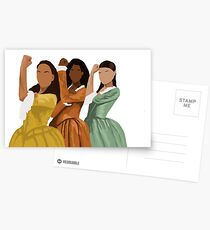 Schuyler Sisters Postcards