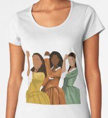 Camiseta premium para mujer Hermanas Schuyler