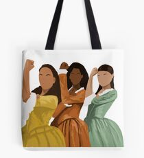 Schuyler Sisters Tote Bag