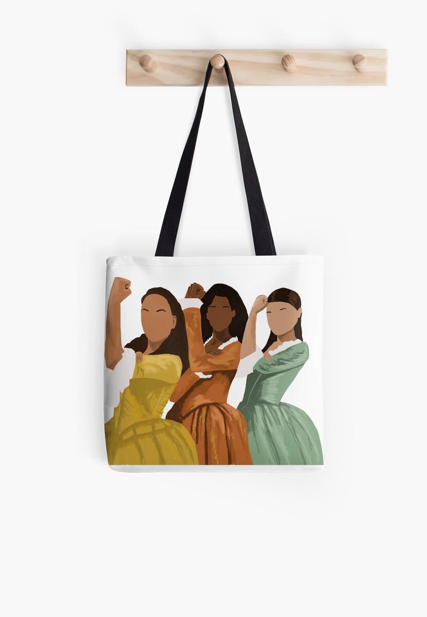 Schuyler Sisters by ellie-mellon