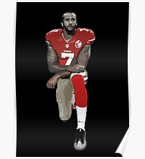 Take a Knee Poster