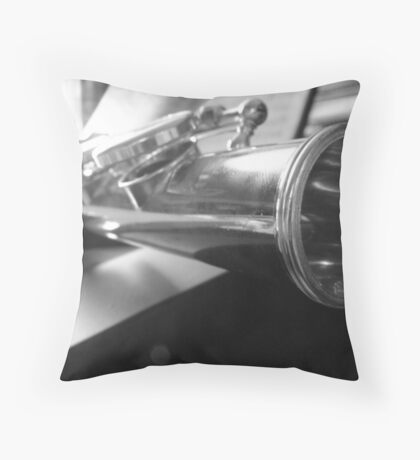 Other end Throw Pillow
