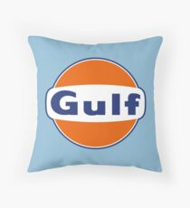 Gulf Throw Pillow