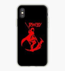 Scythe Girl - Ruby Rose iPhone Case