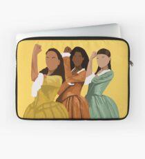 Schuyler Sisters Laptop Sleeve
