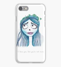 Corpse bride iPhone Case/Skin
