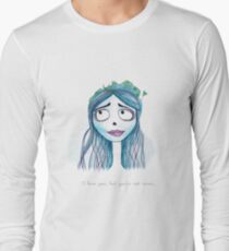Corpse bride Long Sleeve T-Shirt