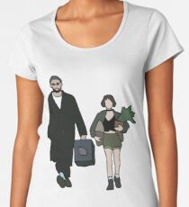 Leon: The Professional Women's Premium T-Shirt