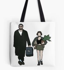 Leon: The Professional Tote Bag