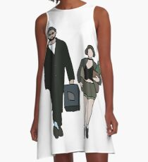 Leon: The Professional A-Line Dress
