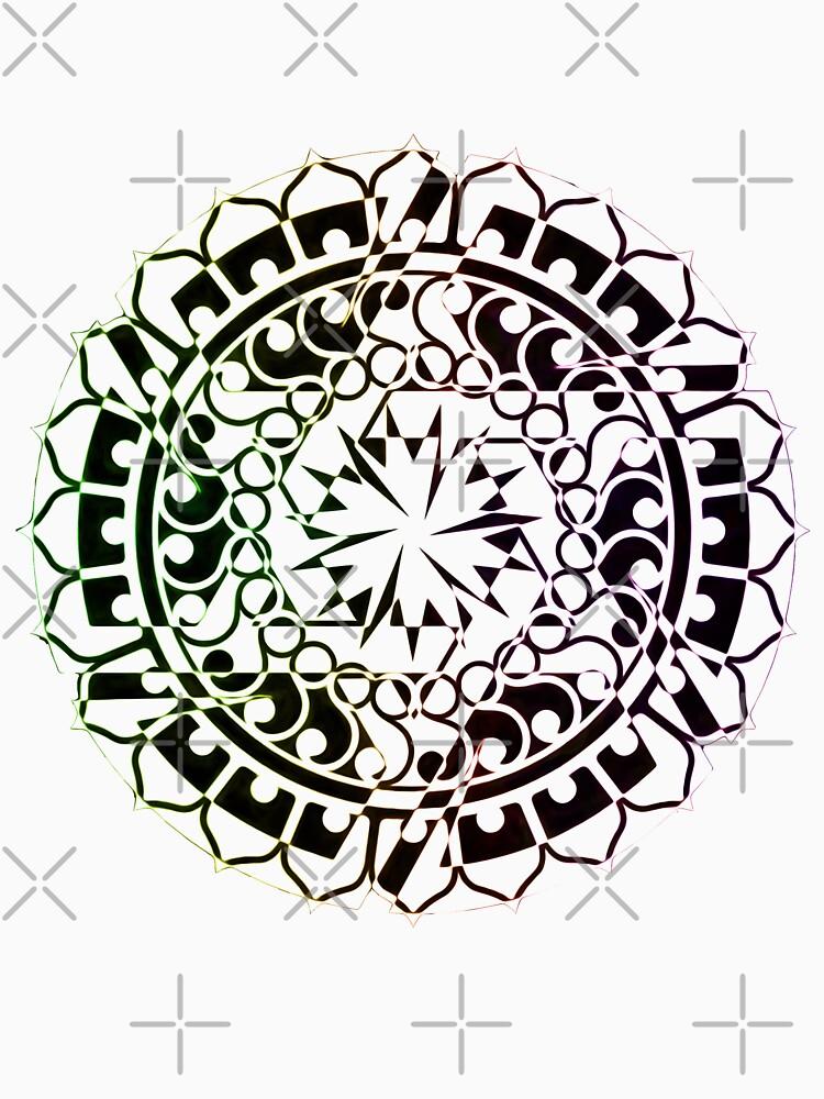 Infinite Mandala by Energetic-Mind