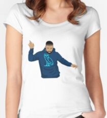 The 6 Fitted Scoop T-Shirt