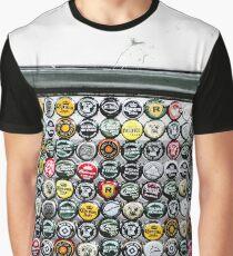 Bottle cap Collection Graphic T-Shirt