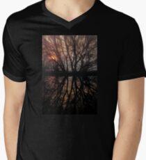 Misty Mystery Men's V-Neck T-Shirt