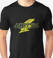 Arrow and Flash cross-over Tv Series  T-Shirt