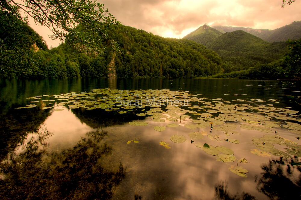 Krottensee in Salzkammergut, Austria by Suraj Mathew