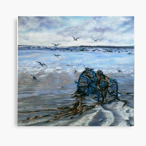 """Lahinch Beach, County Clare, Ireland"" Canvas Print"