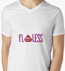 Flawless Men's V-Neck T-Shirt