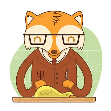 Clever fox by Jetpack