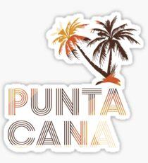 Punta Cana Dominikanische Republik Sticker
