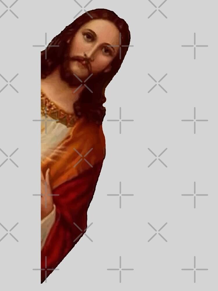 Jesús está mirando Meme de MikeMcGreg