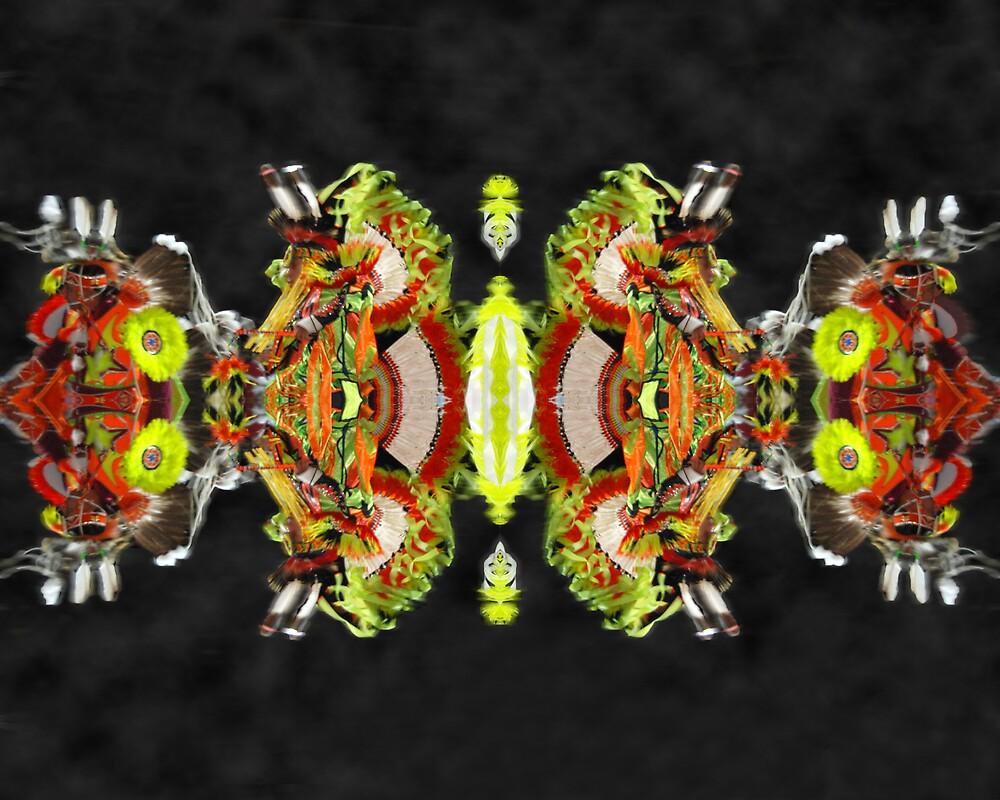 Native American Dance by lunarimage