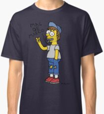 Simpson DeMarco (colour)  Classic T-Shirt
