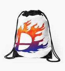 Super Smash Bros. Drawstring Bag