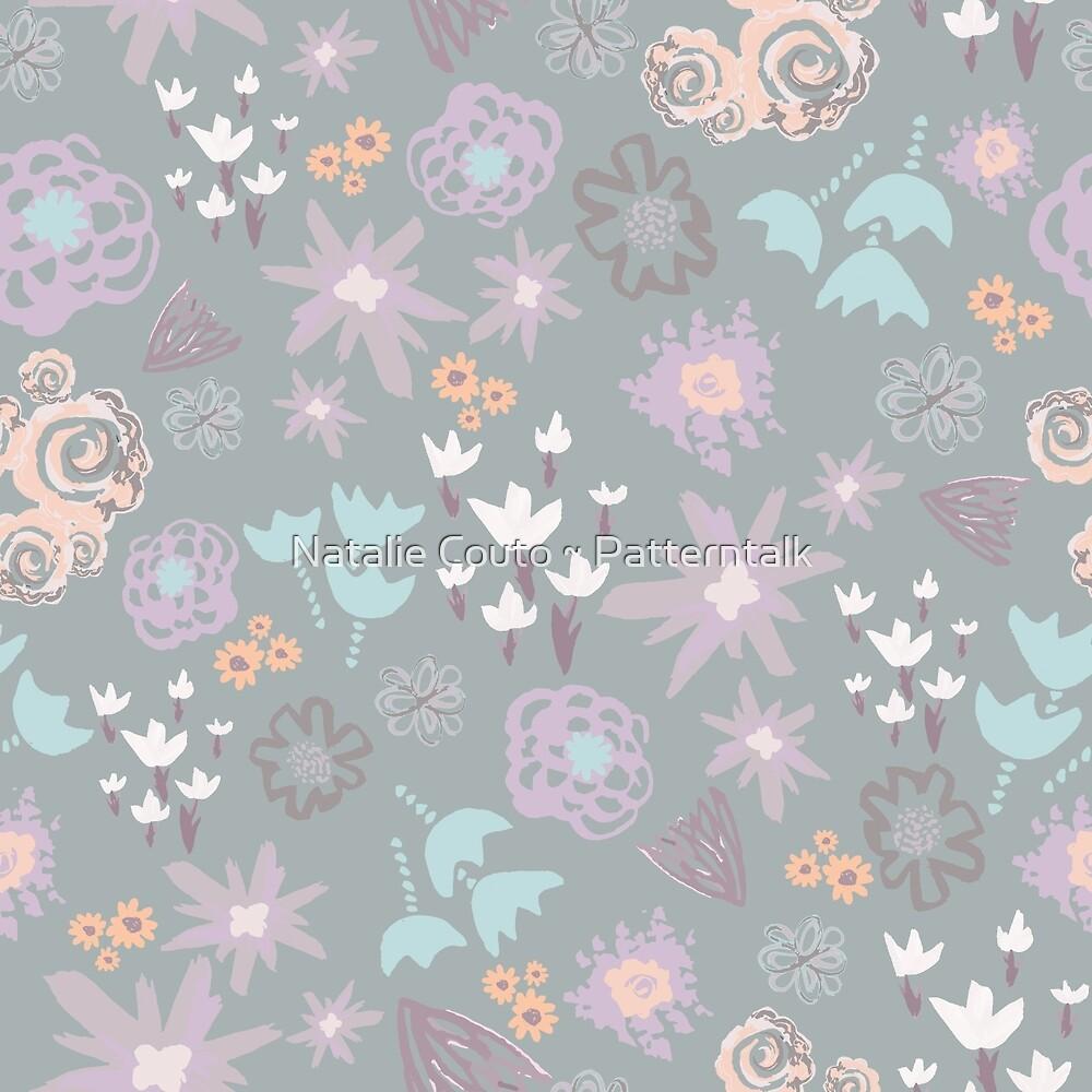 Magic Garden by Natalie Couto ~ Patterntalk