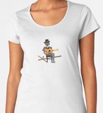 Robert Johnson Women's Premium T-Shirt