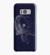 Jebediah's Space Program  Samsung Galaxy Case/Skin
