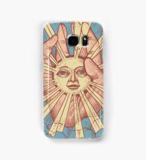 The Idiot Sun Samsung Galaxy Case/Skin
