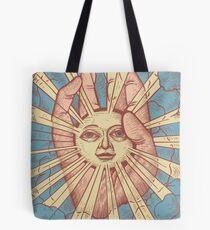 Die Idiot Sun Tote Bag