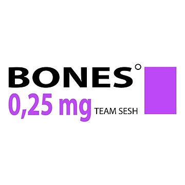 Bones's medicine by armada1thousend