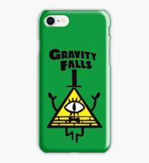 Gravity Bill iPhone Case/Skin