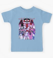 Fnaf - Sister Location  Kids Tee