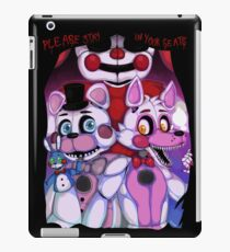 Fnaf - Sister Location  iPad Case/Skin