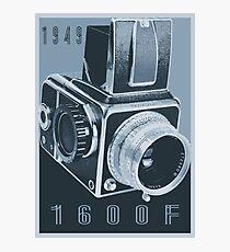 Classic Hasselblad - Colorised Photographic Print