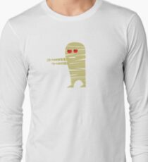 Classic Mummy Long Sleeve T-Shirt