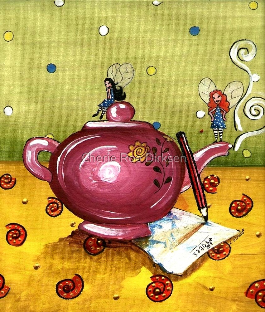Waiting for the Tea to Draw...\