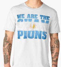 Argentina We are the Champions Men's Premium T-Shirt