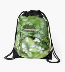 Caterpillars Drawstring Bag