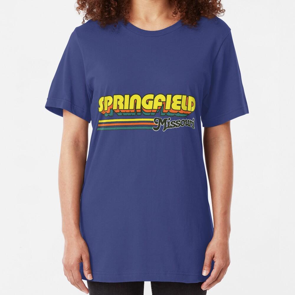 Springfield, MO | City Stripes Slim Fit T-Shirt