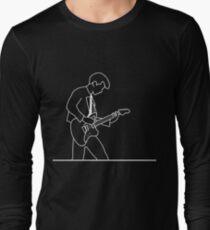 Alex Turner AM Style Long Sleeve T-Shirt