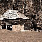 Will Messer Barn II by Gary L   Suddath
