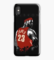 Hail King James  iPhone Case/Skin