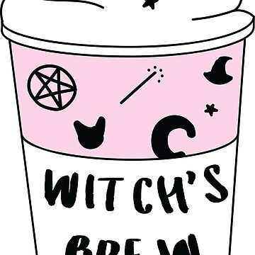 Witchs Brew Coffee ♡ Trendy/Hipster/Tumblr Meme by saintlovely